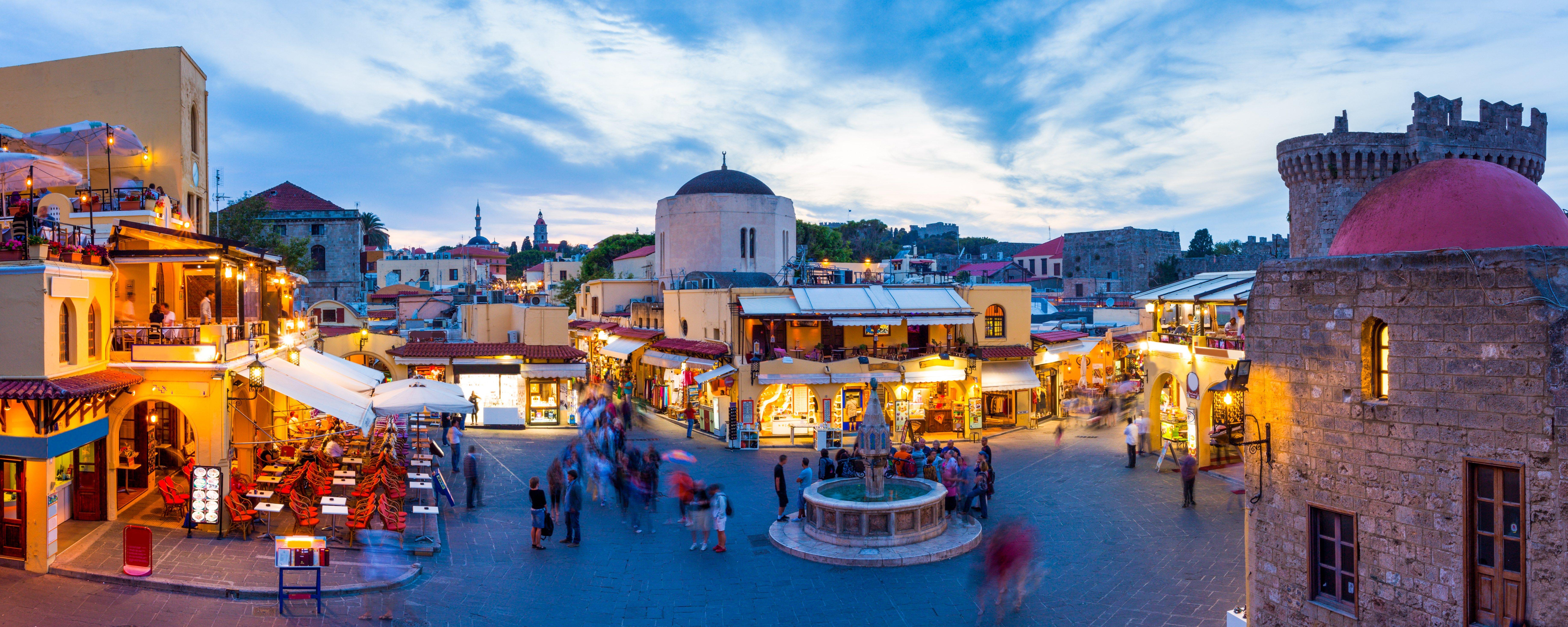 Kos Adası: Hipokrat Havaalanı misafirler için bekliyor 12
