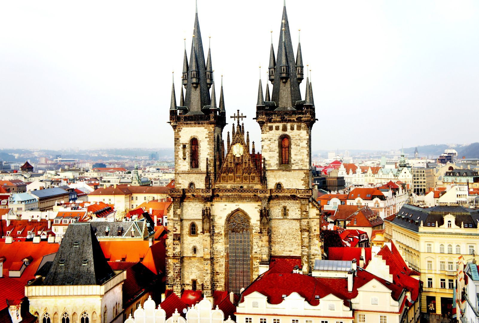 Sonbaharda Orta Avrupa Başkadır